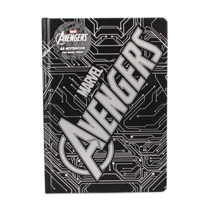 Avengers A5 Notebook - Iron Man