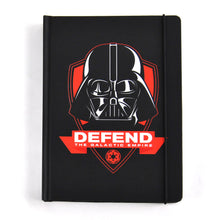Load image into Gallery viewer, Star Wars A5 Notebook - Darth Vader