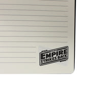 Load image into Gallery viewer, Star Wars A5 Notebook - The Empire Strikes Back