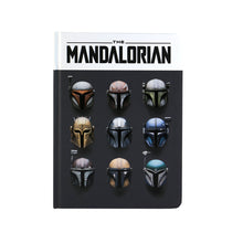 Load image into Gallery viewer, Star Wars A5 Notebook - Mandalorian
