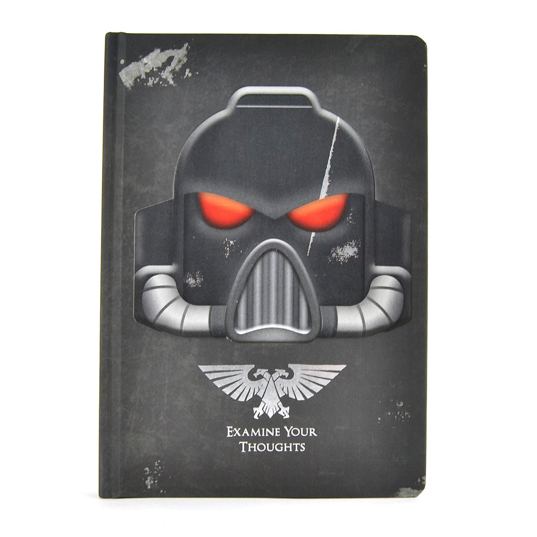 Warhammer 40,000 A5 Notebook - Space Marine