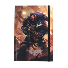 Load image into Gallery viewer, Warhammer 40,000 A5 Notebook - Battle