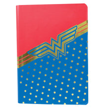 Load image into Gallery viewer, A5 Notebook - Wonder Woman (Wonder Woman)