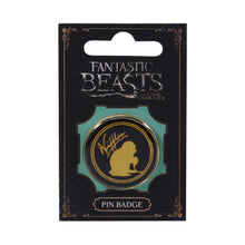 Load image into Gallery viewer, Fantastic Beasts and Where to Find Them Pin Badge - Niffler