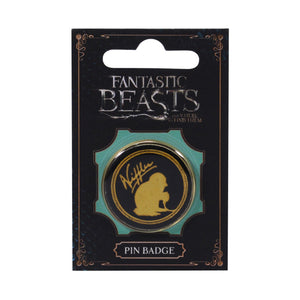 Fantastic Beasts and Where to Find Them Pin Badge - Niffler