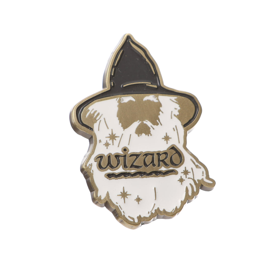 The Hobbit Pin Badge - Wizard
