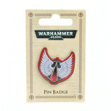 Load image into Gallery viewer, Warhammer 40,000 Pin Badge - Blood Angels