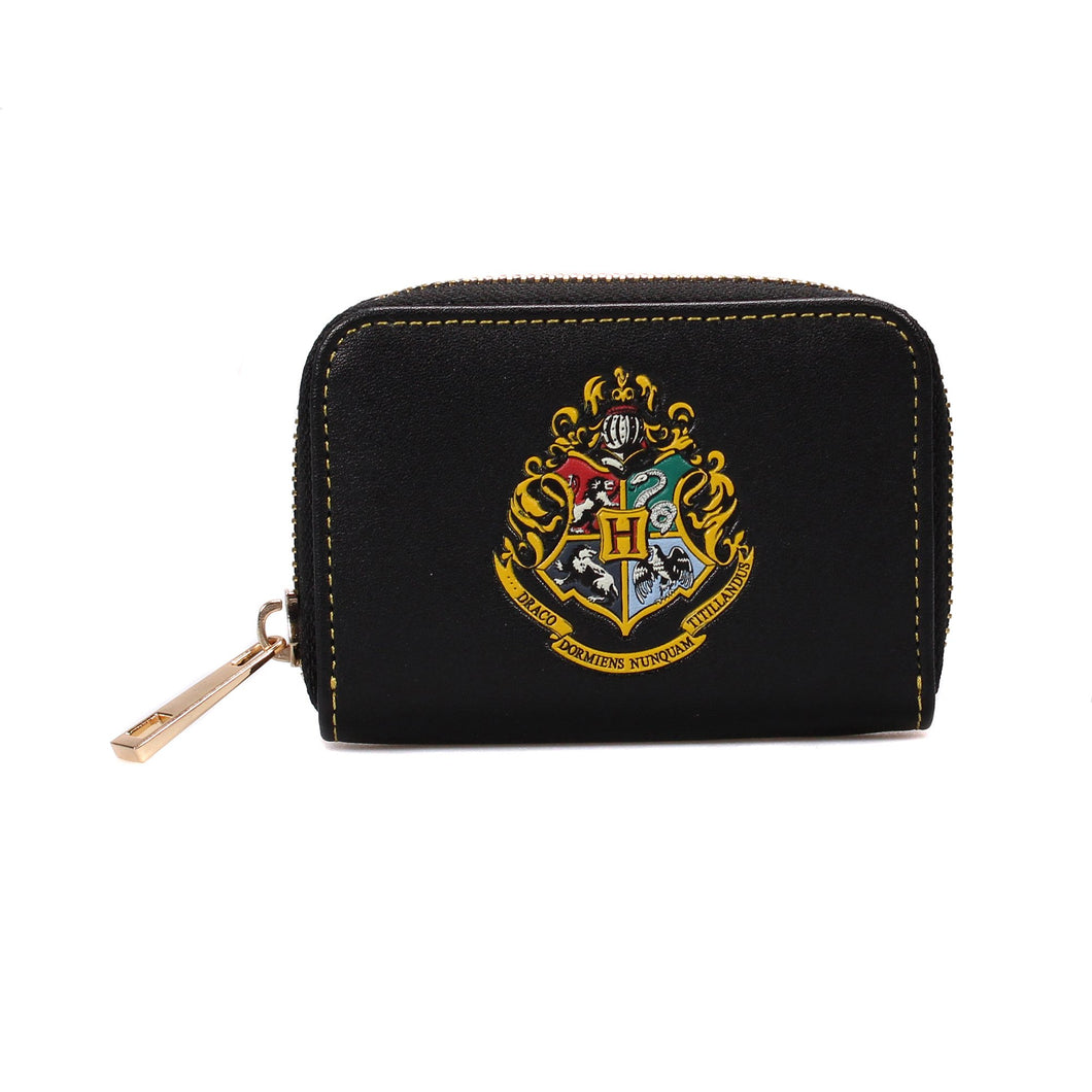 Harry Potter Coin Purse - Hogwarts Crest