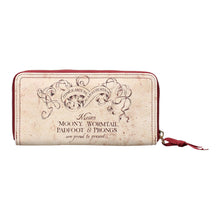 Load image into Gallery viewer, Harry Potter Purse - Marauder's Map