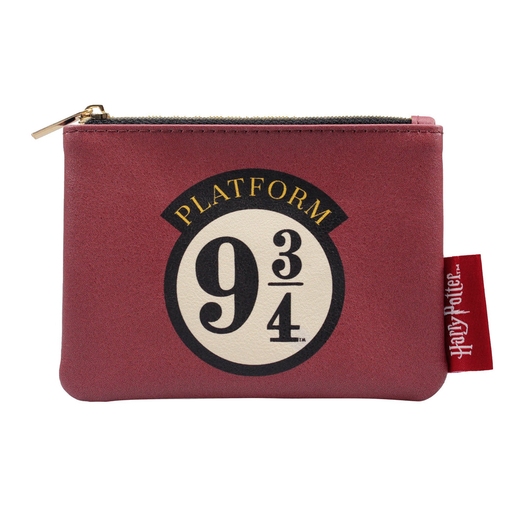 Harry Potter Small Purse - Platform 9 3/4