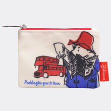 Load image into Gallery viewer, Paddington Bear Coin Purse - Town