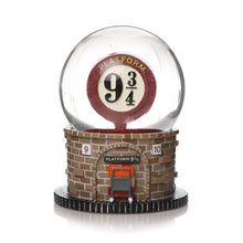 Load image into Gallery viewer, Harry Potter Snow Globe - Platform 9 3/4