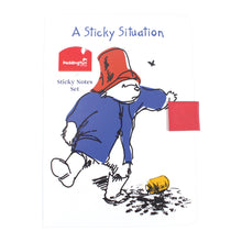 Load image into Gallery viewer, Paddington Bear Sticky Notes
