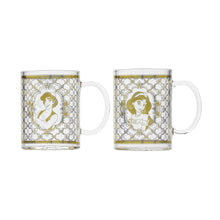 Load image into Gallery viewer, Aladdin Lamp and Glasses (Set of 2)