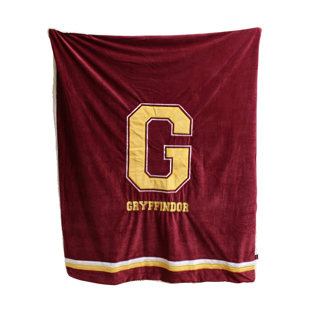 Harry Potter Throw - G For Gryffindor