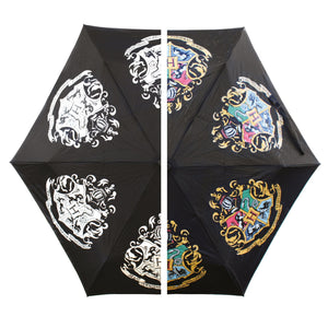 Harry Potter Colour Changing Umbrella - Hogwarts Crest