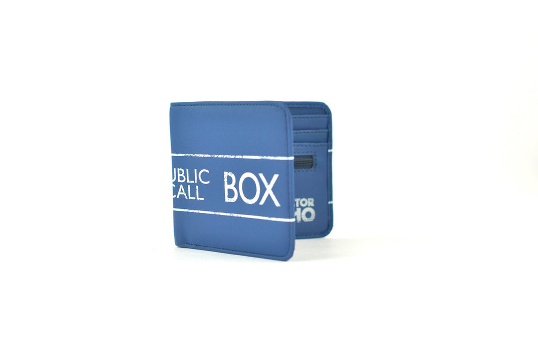 Doctor Who Wallet - Tardis