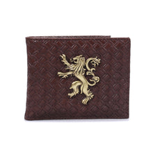Load image into Gallery viewer, Game of Thrones Wallet - Lannister