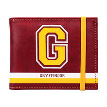 Load image into Gallery viewer, Harry Potter Wallet - G For Gryffindor