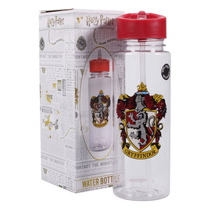 Harry Potter Water Bottle - Gryffindor Crest