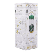 Load image into Gallery viewer, Harry Potter Water Bottle - Slytherin Crest