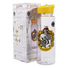 Load image into Gallery viewer, Harry Potter Water Bottle - Hufflepuff Crest