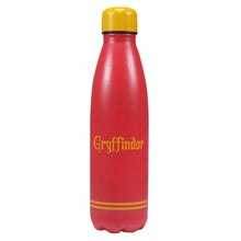 Load image into Gallery viewer, Harry Potter Metal Water Bottle - Gryffindor House Pride