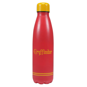 Harry Potter Metal Water Bottle - Gryffindor House Pride