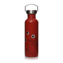 Load image into Gallery viewer, Marvel Deadpool Metal Water Bottle