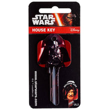 Load image into Gallery viewer, Star Wars Door Key Darth Vader