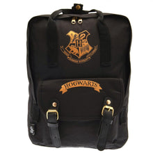Load image into Gallery viewer, Harry Potter Premium Backpack BK