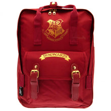 Load image into Gallery viewer, Harry Potter Premium Backpack RD