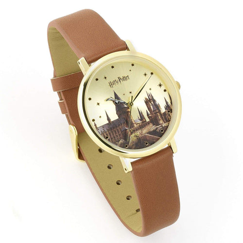 Harry Potter Hogwarts Castle Watch Personalised - Olleke | Disney and Harry Potter Merchandise shop