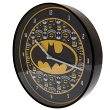 Load image into Gallery viewer, Batman Wall Clock