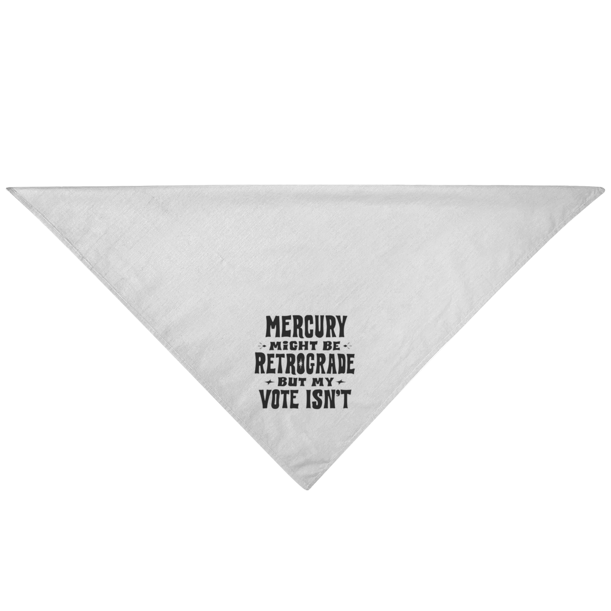 Mercury Retrograde (black print)
