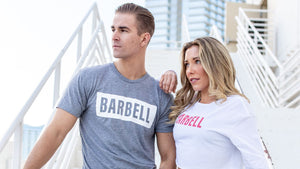 barbell apparel mens and womens gym clothes
