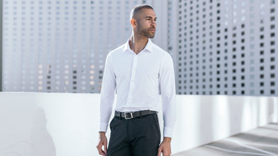 THE MOTIVE DRESS SHIRT IS BACK.