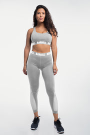 Vented Leggings in Lunar Gray - thumbnail image no.2