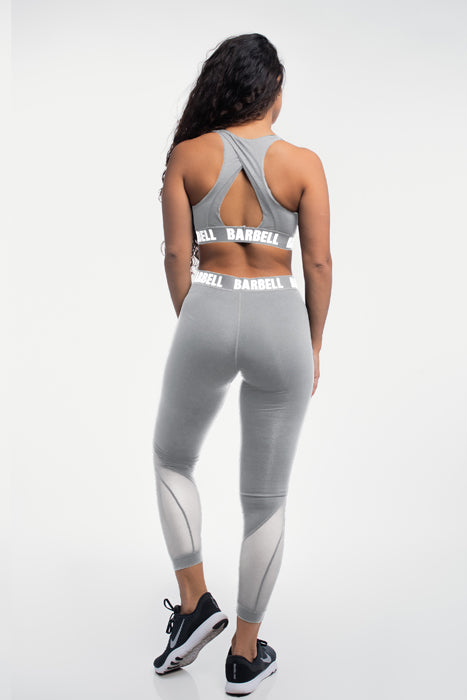 Vented Leggings in Lunar Gray - image no.3