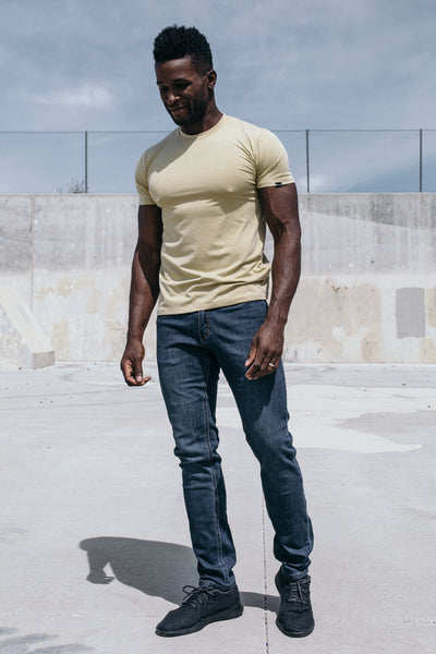 Havok Short Sleeve in Tan