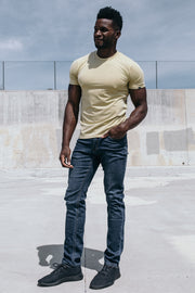 Havok Short Sleeve in Tan - thumbnail image no.4