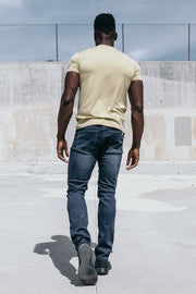 Havok Short Sleeve in Tan - thumbnail image no.3