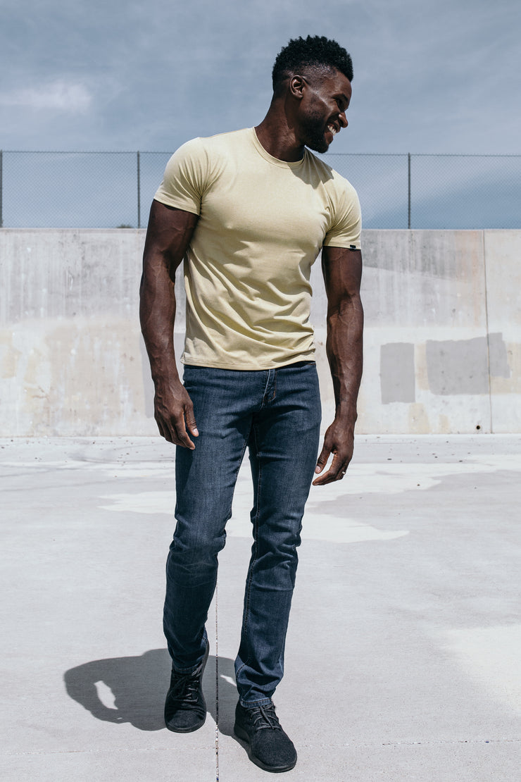 Havok Short Sleeve in Tan - image no.2