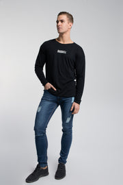 Starter Long Sleeve In Black - thumbnail image no.2