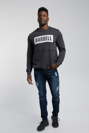 Crucial Pullover in Dark Grey - thumbnail image no.4