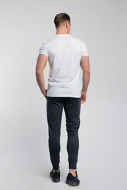 Crucial Short Sleeve in White - thumbnail image no.3