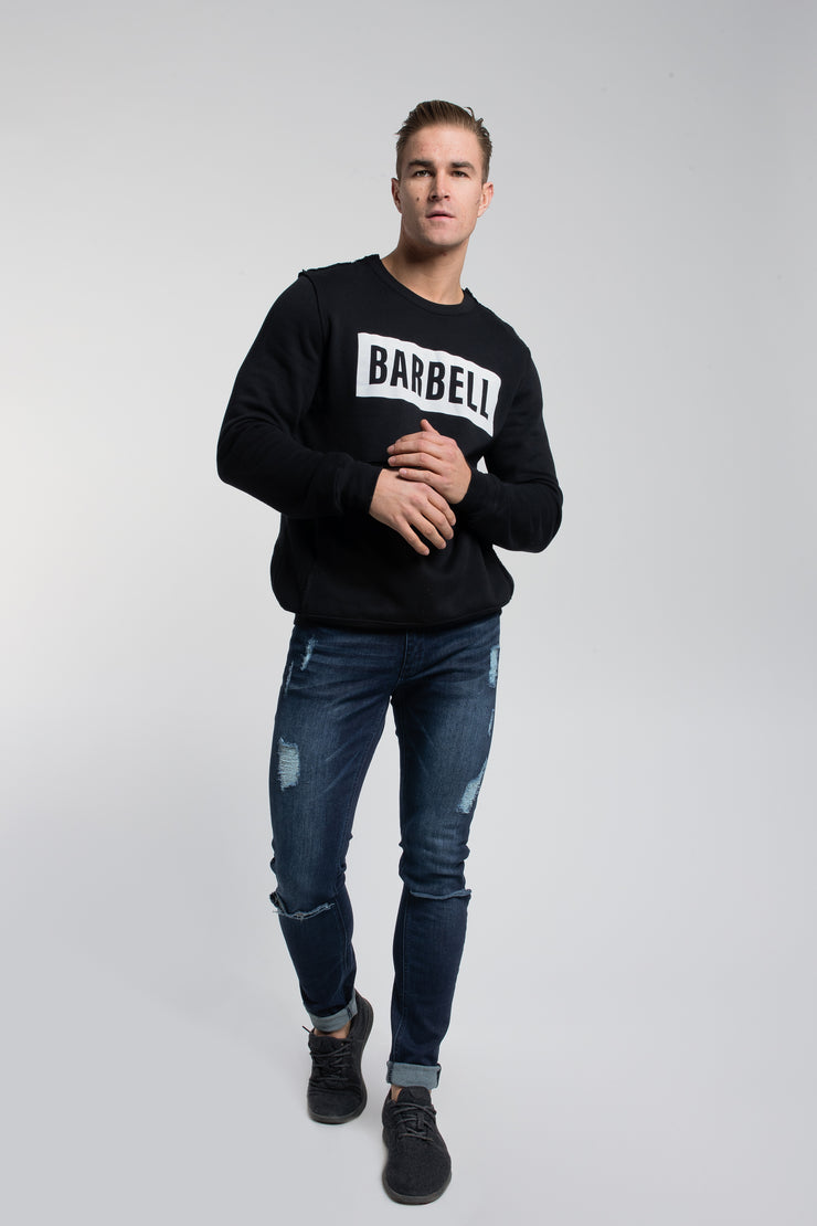 Crucial Pullover in Black - image no.2