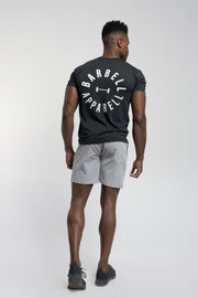 Full Circle Tee in Black - thumbnail image no.3
