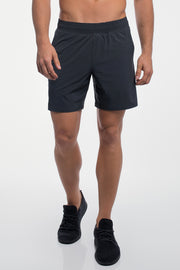 Phantom Short in Charcoal