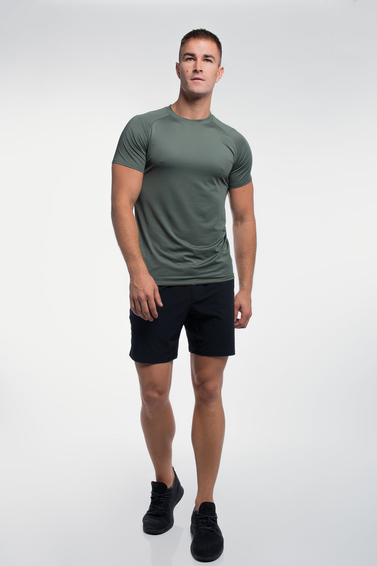 Ultralight Tech Tee in Rifle